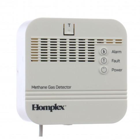 Detector de gaz metan Homplex, 220V
