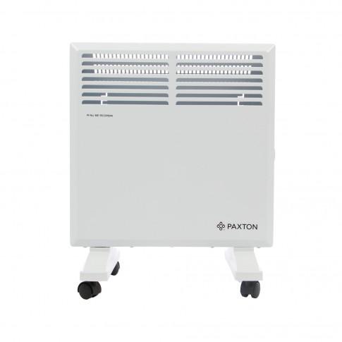 Convector electric Paxton S11-500, 2 trepte, 500 W, termostat supraincalzire