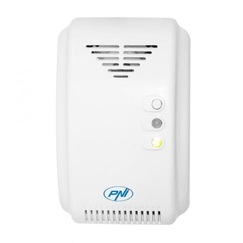 "Kit senzor gaz + electrovalva gaz, PNI, Safe House, 220 V, D 3/4"""