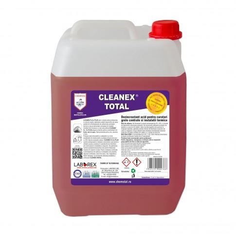 Dezincrustant acid Cleanex Total 5 kg