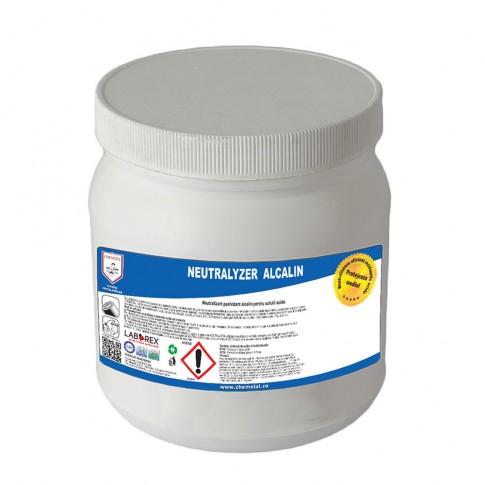Neutralizant alcalin pentru solutii acide Neutralyzer 1 kg