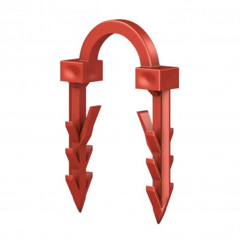 Agrafa fixare 3D, pentru teava, lunga, 14 - 20 mm
