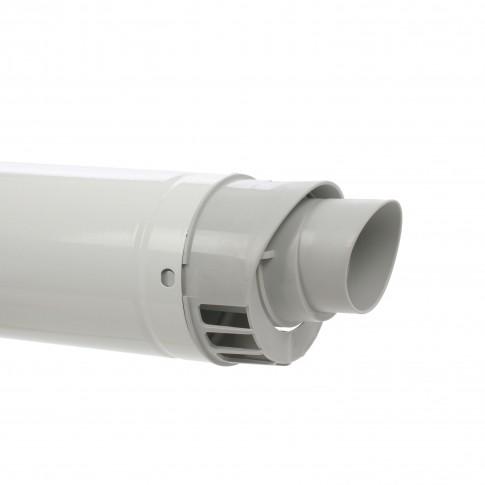 Kit evacuare condensare centrala termica Motan, D 60/100 mm, L 1000 mm
