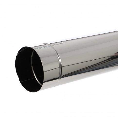 Burlan inox, D 150 mm, L 0.5 m