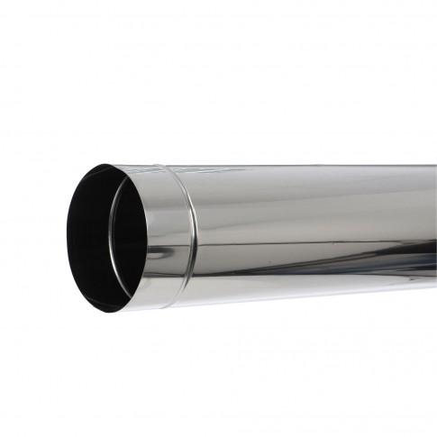 Burlan inox, D 180 mm, L 1 m