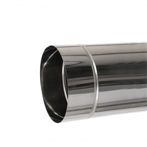 Burlan inox, D 180 mm, L 0.5 m