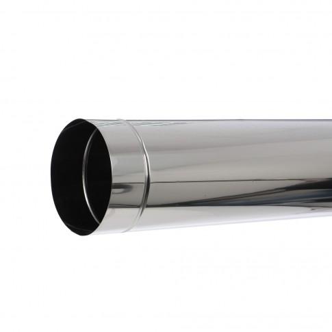 Burlan inox, D 200 mm, L 1 m