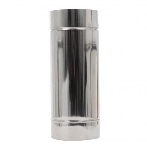 Burlan inox, D 200 mm, L 0.5 m