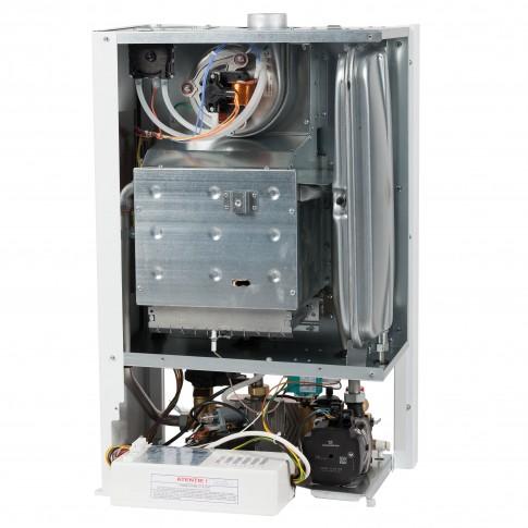 Centrala termica pe gaz, conventionala, Motan KPlus C32SPV24MEFB-B-ERP, 24 kW, fara kit evacuare