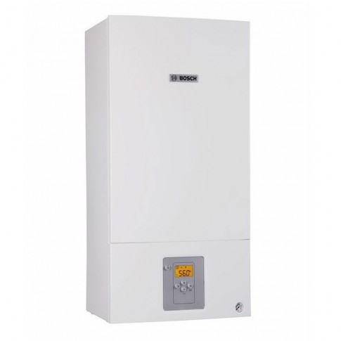Centrala termica pe gaz, cu condensare, Bosch Condens 2500 W WBC28-1DCE, 24 kW, fara kit evacuare