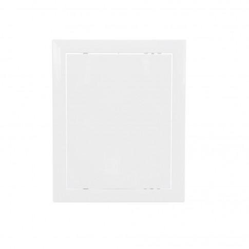 Usita vizitare, pentru mascarea golurilor de acces, Vents, PVC, 197 x 247 mm