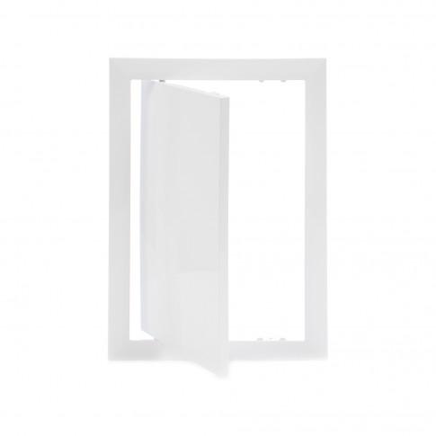Usita vizitare, pentru mascarea golurilor de acces, Vents, PVC, 200 x 300 mm