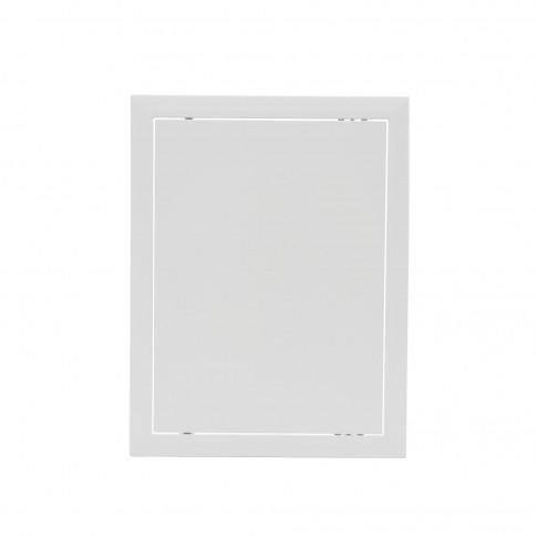 Usita vizitare, pentru mascarea golurilor de acces, Vents, PVC, 247 x 327 mm