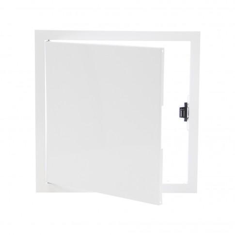 Usita vizitare, pentru mascarea golurilor de acces, Vents, metalica, 300 x 300 mm