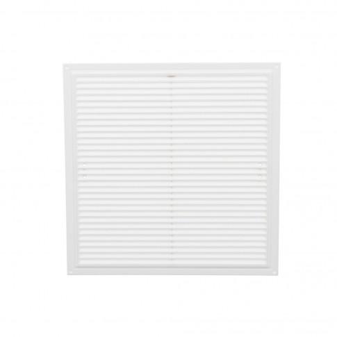 Grila patrata, pentru ventilatie, 350 x 350 mm