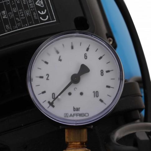 Hidrofor cu pompa electrica centrifuga Grundfos JPA 4-54 + rezervor 50 L + presostat + manometru + furtun flexibil + racord, 1130 W