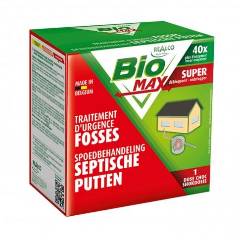 Tratament de urgenta fose septice, BioMax Realco, POU0406