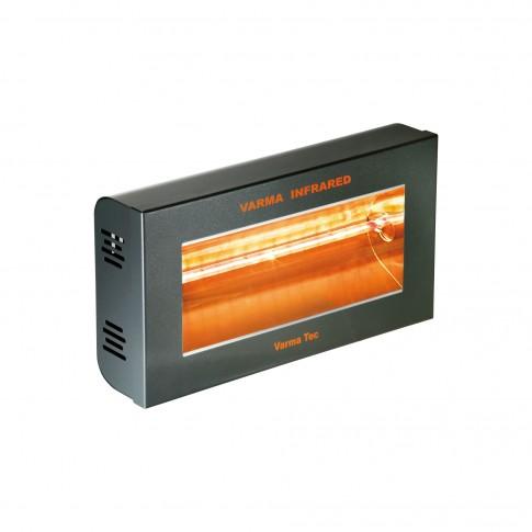 Incalzitor cu lampa infrarosu Varma V400/20X5FMC, 2000 W, 400 x 120 x 220 mm, IPX5