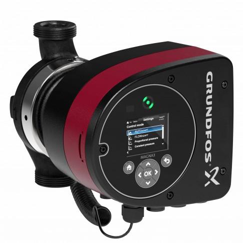 Pompa de circulatie Grundfos Magna3 25-40 180, H max. 4m, Q max. 6.1 mc/h, PN 10, 230V, 97924244