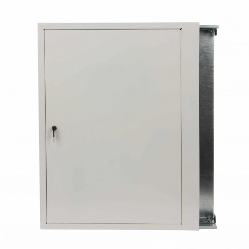 Caseta metalica pentru colectori, 600 x 550 x 110 mm