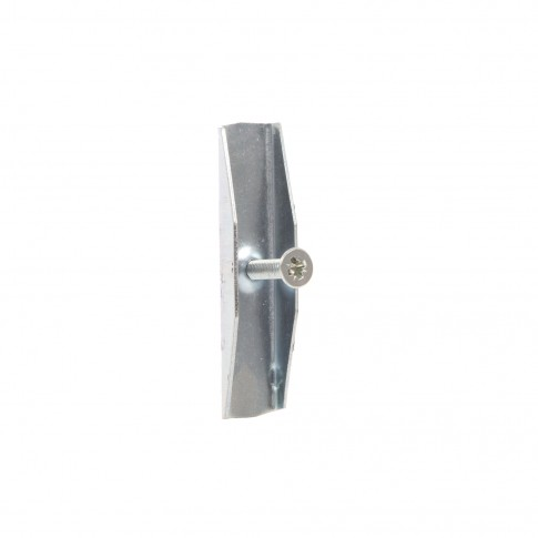 Bareta cu surub pentru rigola PP DN 100 mm, 117 x 30 x 15 mm