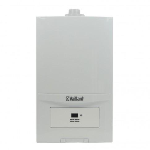 Centrala termica pe gaz, cu condensare, Vaillant ecoTEC Pure VUW 236/7-2, 20.2 kW + kit evacuare