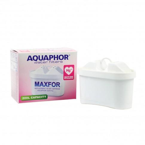 Cana filtrare apa potabila Aquaphor Onyx, capac alb, 4.2 l, B25
