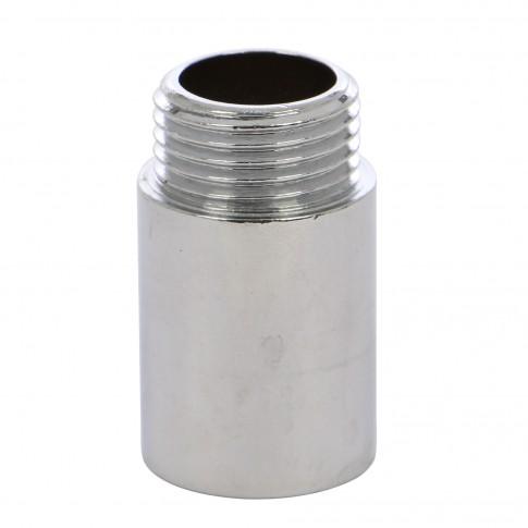 "Prelungitor alama, cromat, 1/2""x 30 mm, S600"