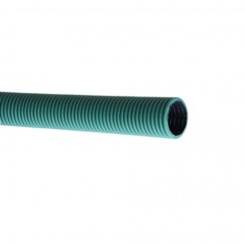 Teava riflata pentru drenaj, D 110 mm, dublu strat, colac 25 m