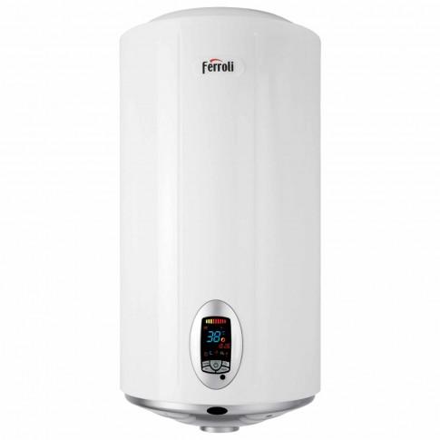 Boiler electric Ferroli TDG Plus 50 L, 1000 W