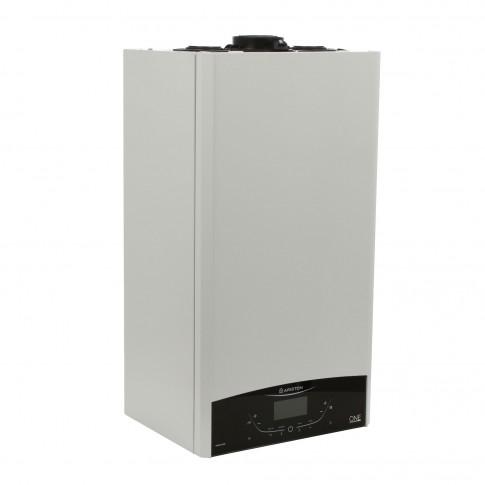 Centrala termica pe gaz, cu condensare, Ariston Genus One 24 kW, fara kit evacuare