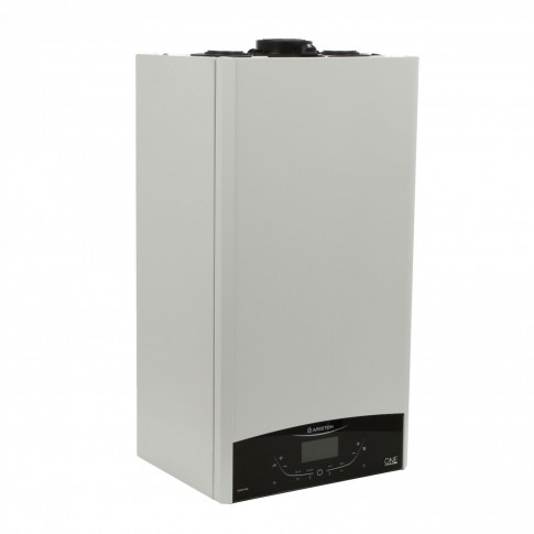 Centrala termica pe gaz, cu condensare, Ariston Genus One 35 kW, fara kit evacuare