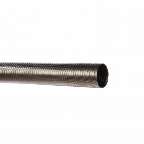 Tub flexibil inox 304, dublu perete, D 200 mm, L=2 m