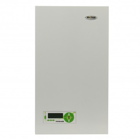Centrala termica pe gaz, cu condensare, Motan MKDens 29 C38GC29, 29 kW, fara kit evacuare