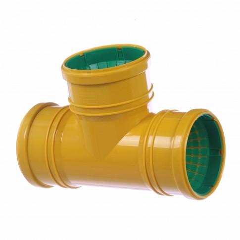 Ramificatie 87 grade universala pentru drenaj, 110 mm