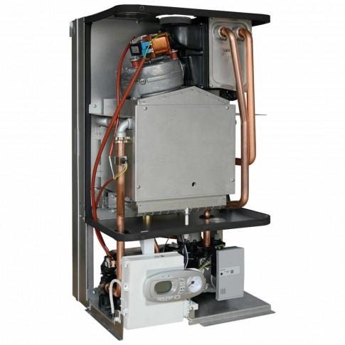 Centrala termica pe gaz, cu condensare, Ferroli DivaCondens D Plus F24, 24 kW, fara kit evacuare