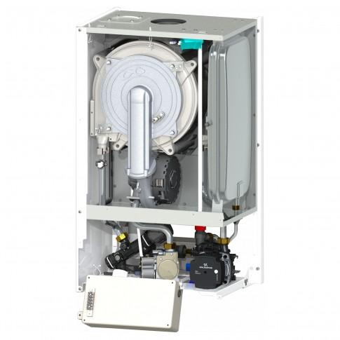 Centrala termica pe gaz, in condensare, Motan MKDENS 25P, 25 kW, fara kit evacuare