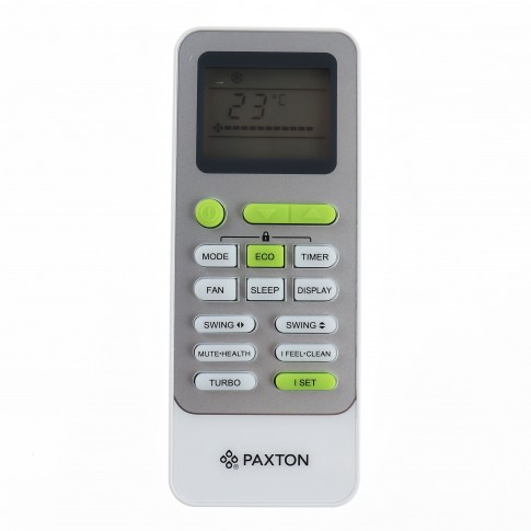 Aer conditionat inverter Paxton 9000BTU + kit instalare, WIFI