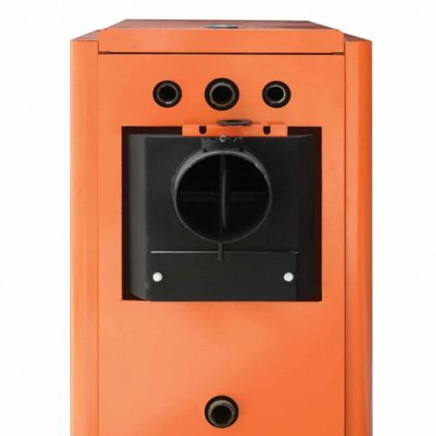 Cazan termic pe brichete, tocatura, Ferroli FSB Pro N 35, cu ardere normala, din otel, 35 kW