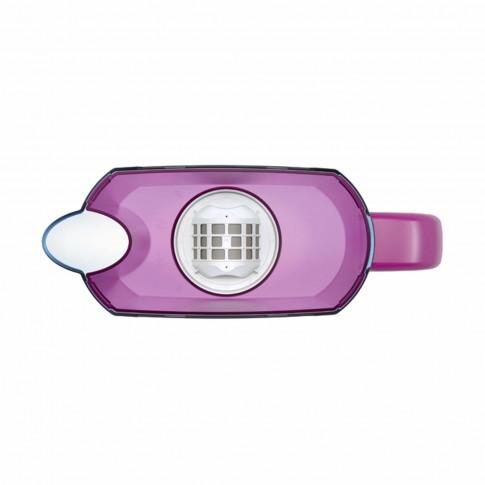 Cana filtranta Aquaphor Smile, 2.9 L, cu 1 cartus A5 Mg