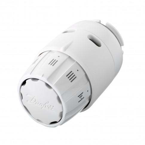 "Kit robinet termostatic coltar Danfoss RA-FN + RAS-C2 + RLV-S, pentru calorifer, 1/2"""