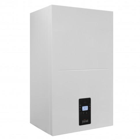 Centrala termica pe gaz, cu condensare, Ferroli Bluehelix Alpha 24C, 21.8 kW, fara kit evacuare