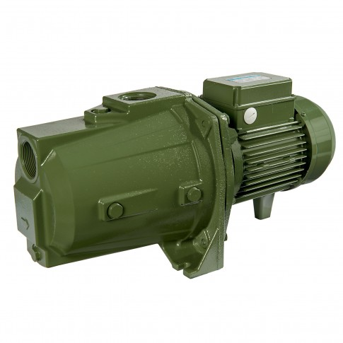 Pompa apa Saer M 50-N-HP 0.5, 0.37 kW, corp fonta, Q max. 2.7 mc/h, H max. 33 m, 230 V, fara protectie supraincalzire