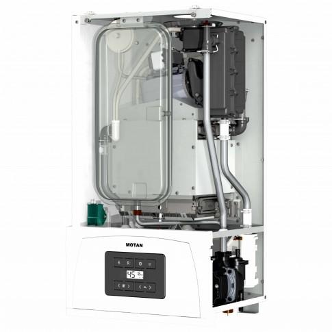 Centrala termica pe gaz, cu condensare, Motan Condens 050, 24 kW, fara kit evacuare