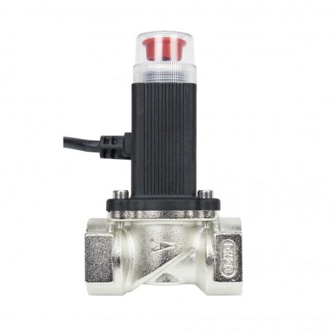 """Kit PNI Safe House Dual Gas 250, senzori monoxid de carbon si gaze naturale + electrovalva 3/4 """""""