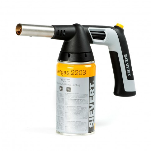 Arzator Sievert Powergas + butelie gaz
