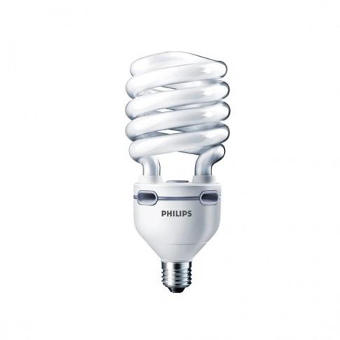 Bec economic E27 Philips Tornado EHL 60W lumina calda