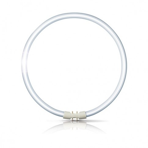 Neon circular 40W Philips 2GX13 lumina neutra TL5 305 mm