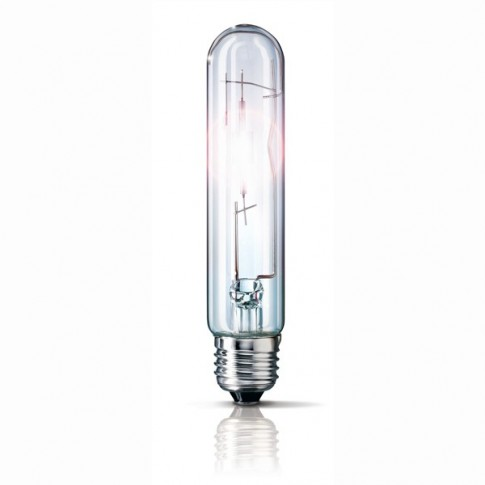 Bec cu halogenura metalica E40 Philips Master City CDO-TT 250W lumina calda