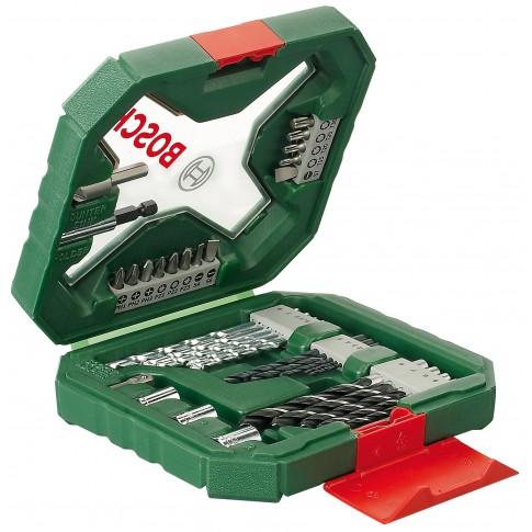 Set 34 burghie + biti, Bosch X-Line Classic, 2607010608